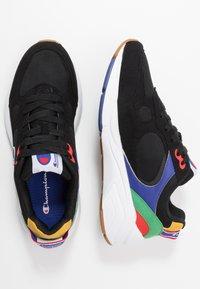 Champion - LEXINGTON - Sportovní boty - black/multicolor - 1