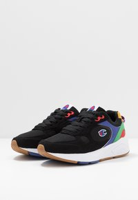 Champion - LEXINGTON - Sportovní boty - black/multicolor - 2