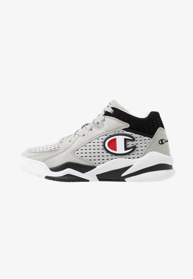 MID CUT SHOE ZONE - Basketballschuh - grey