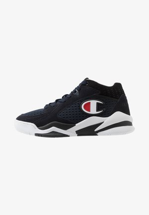 MID CUT SHOE ZONE - Scarpe da basket - dark blue