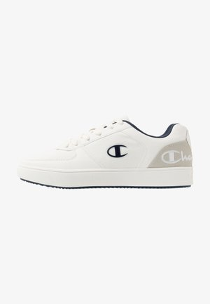 LOW CUT SHOE JADE - Zapatillas de baloncesto - white