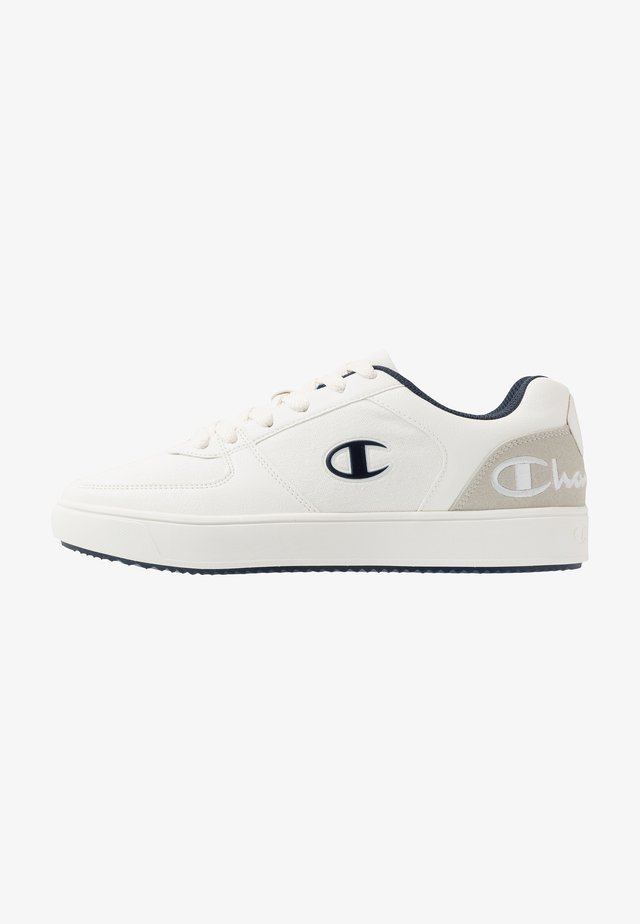LOW CUT SHOE JADE - Basketballschuh - white