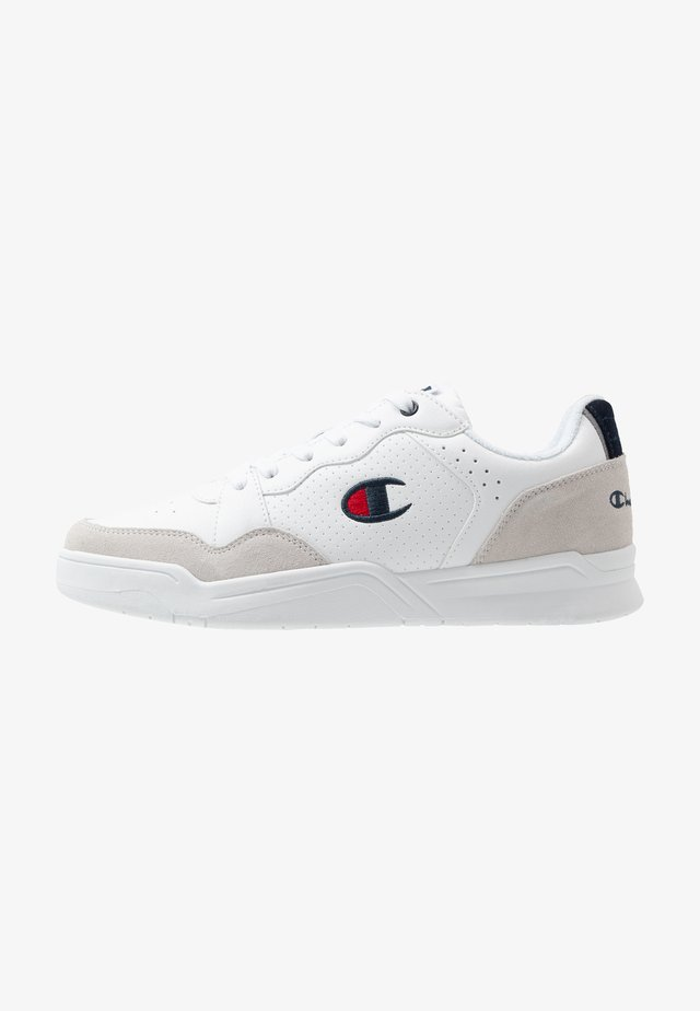 LOW CUT SHOE TORONTO - Basketballschuh - white