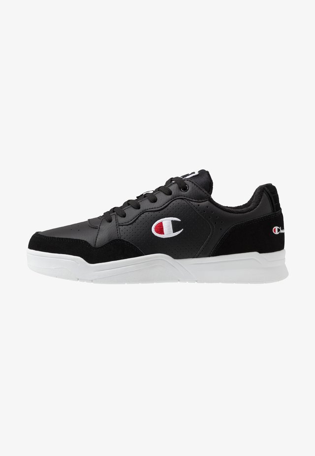 LOW CUT SHOE TORONTO - Basketballschuh - black