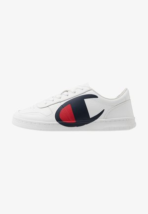 CUT SHOE 919 SUNSET - Matalavartiset tennarit - white