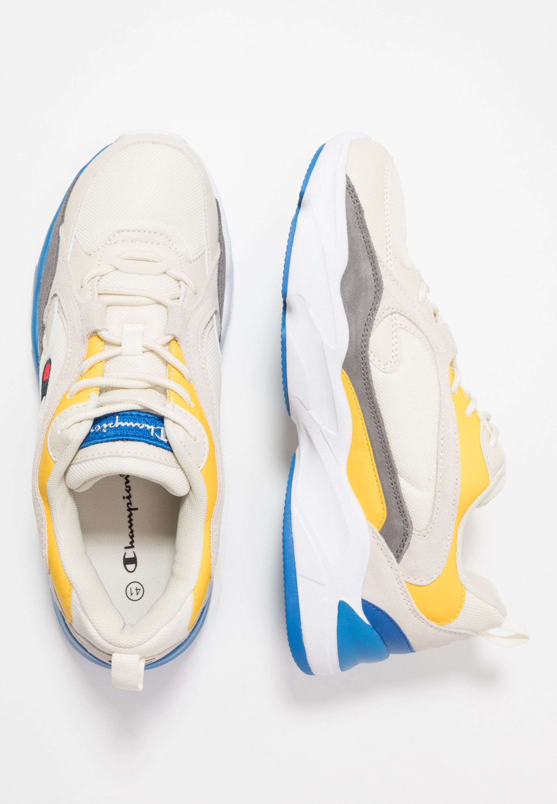 Champion Low Cut Shoe Tampa - Chaussures D'entraînement Et De Fitness White