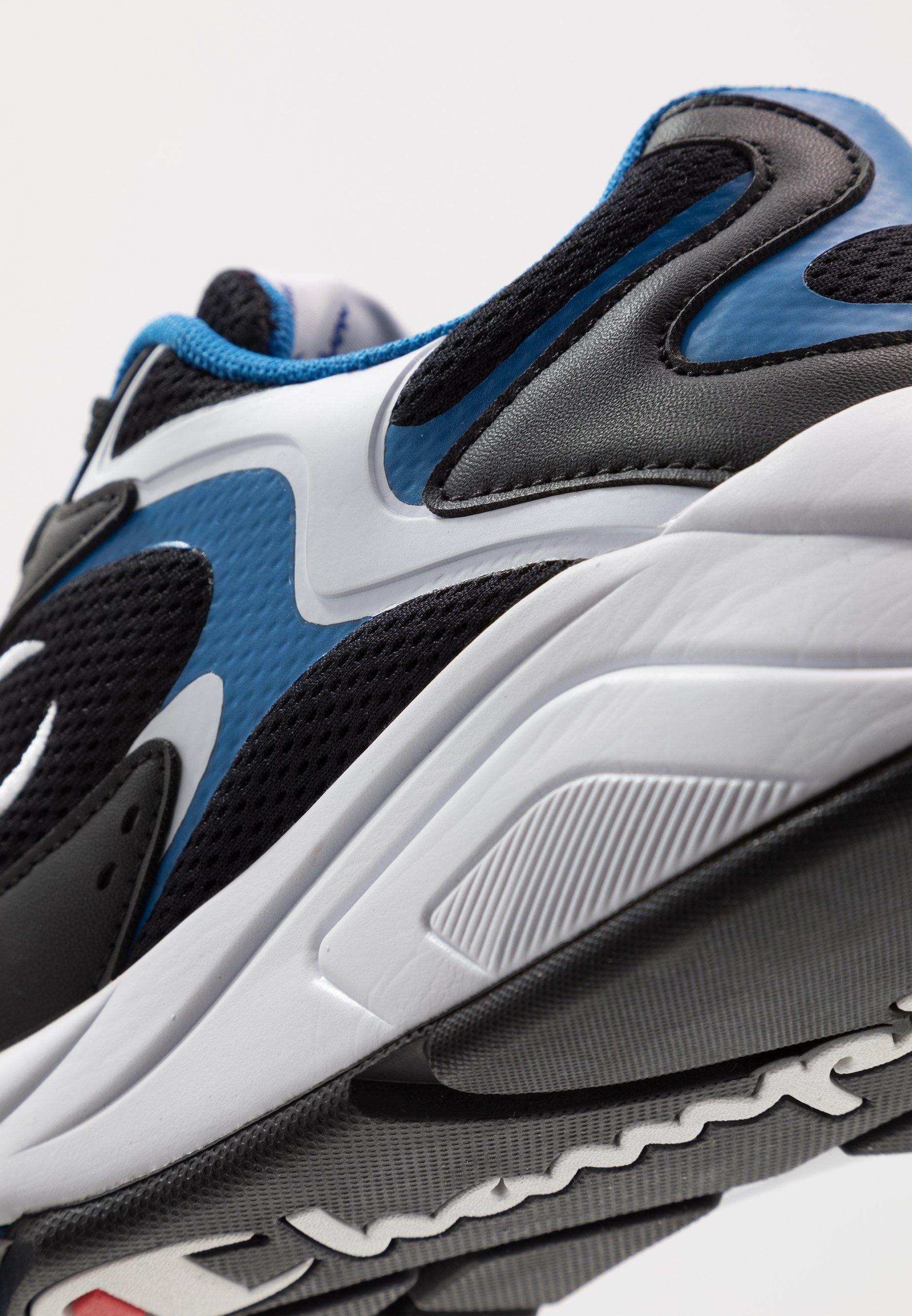 Champion Low Cut Shoe Lexington 200 - Chaussures D'entraînement Et De Fitness New Black/royal Blue/white