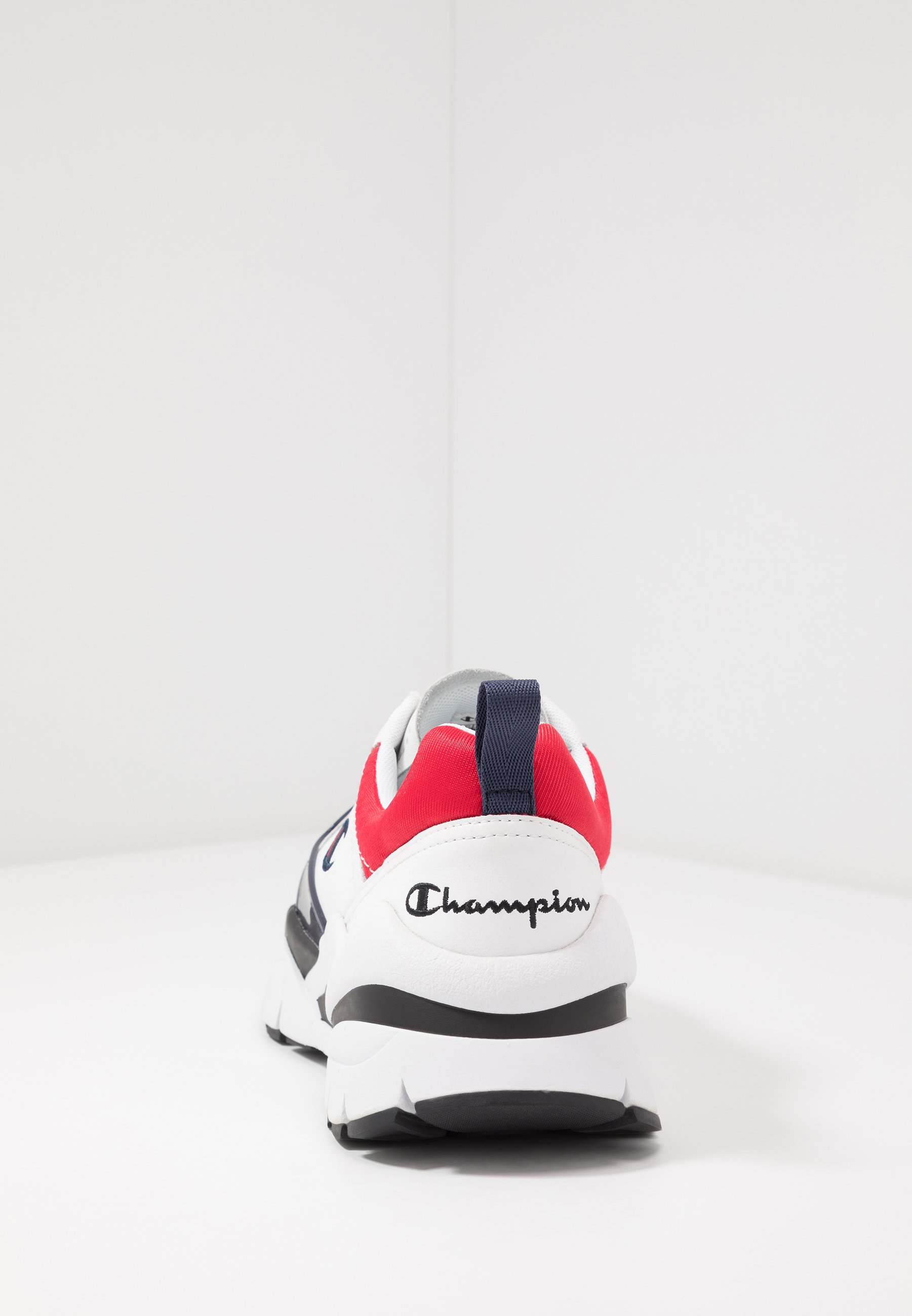 Champion LOW CUT SHOE HONOR NEW - Obuwie treningowe - white/red/new navy