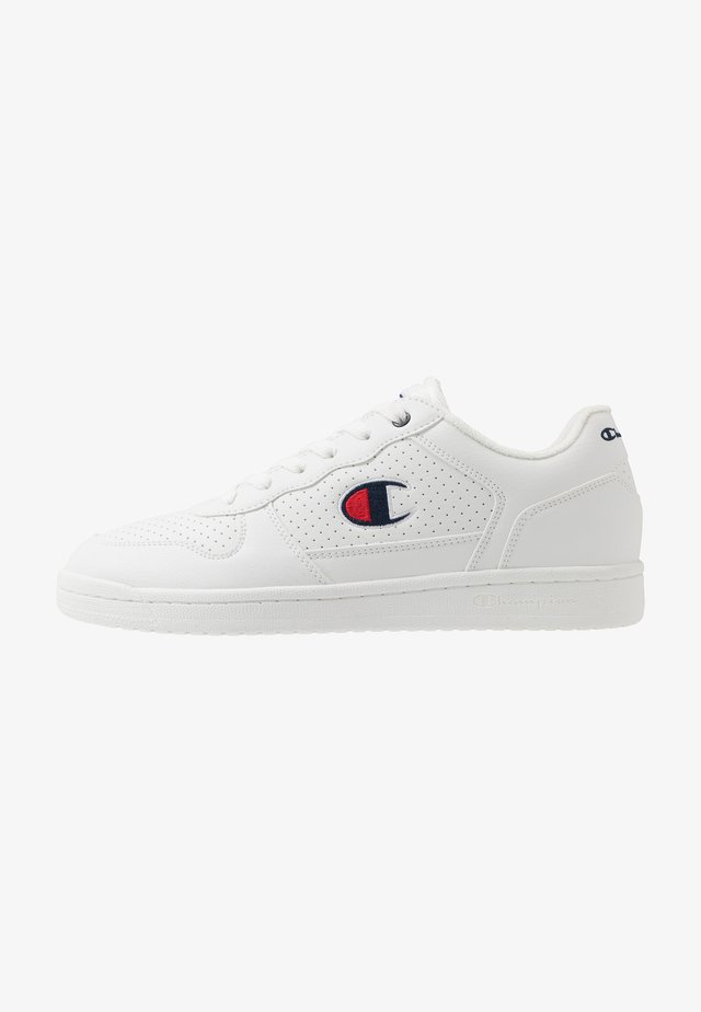 LOW CUT SHOE CHICAGO - Matalavartiset tennarit - white