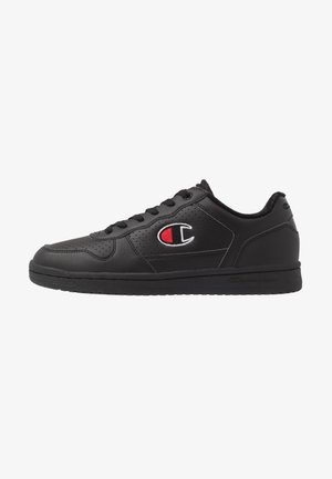 LOW CUT SHOE CHICAGO - Sneakersy niskie - new black