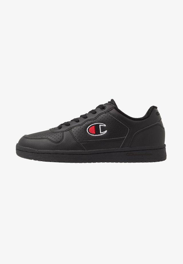 LOW CUT SHOE CHICAGO - Matalavartiset tennarit - new black