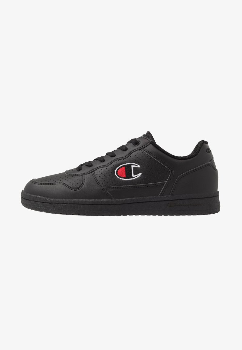 Champion - LOW CUT SHOE CHICAGO - Matalavartiset tennarit - new black