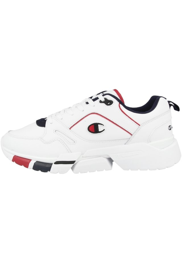 LEANDER LEA - Trainers - wht-blue-red (s21420-ww001)