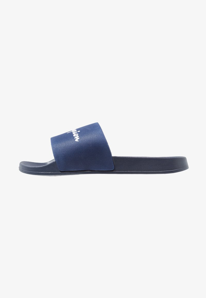 Champion - BELIZE - Badesandale - navy/white