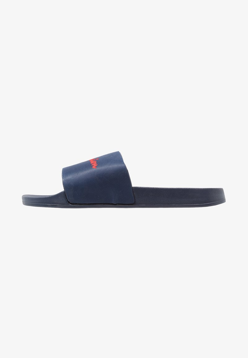 Champion - BELIZE - Chanclas de baño - navy/red
