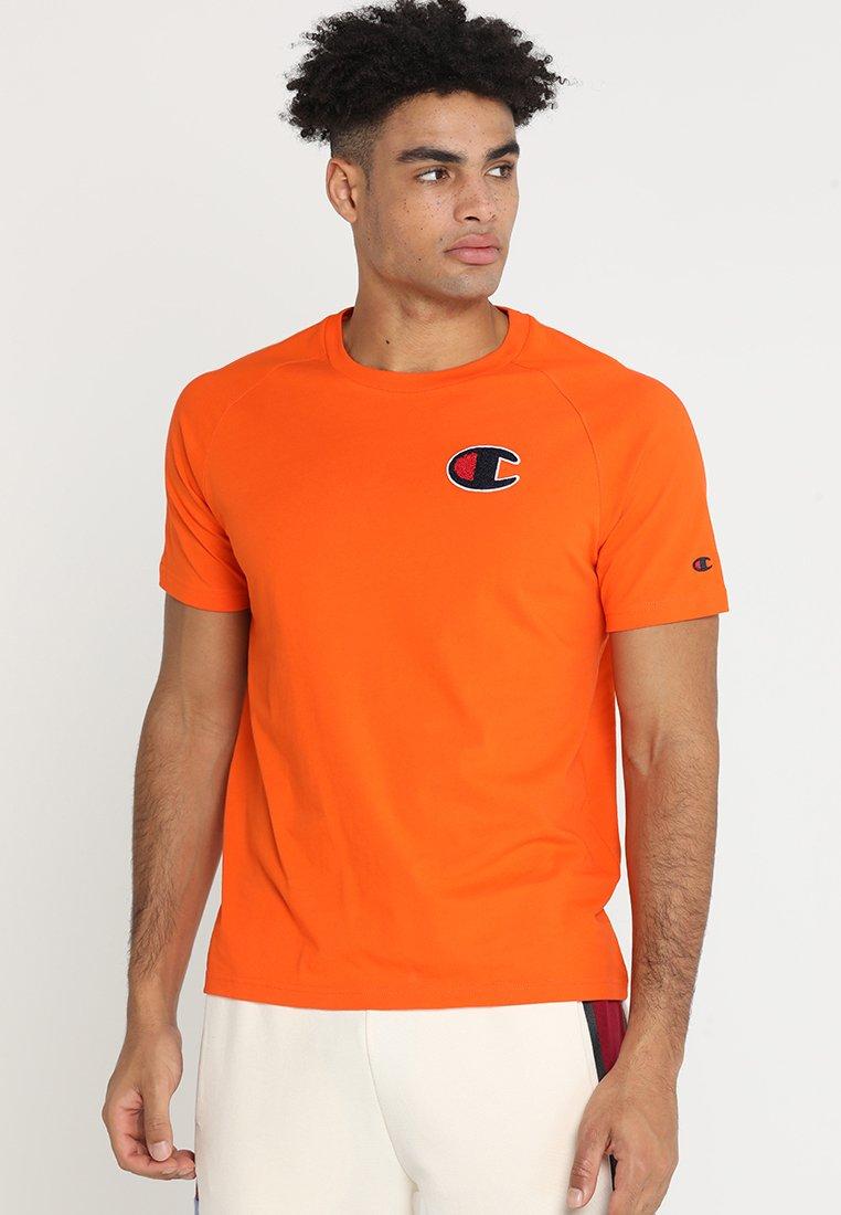 Champion - CREWNECK - Camiseta estampada - orange