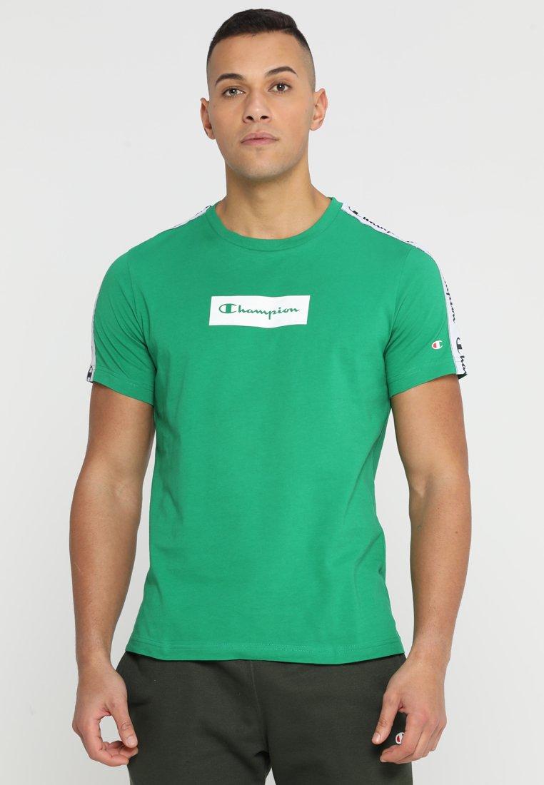 Champion - CREWNECK  - T-shirt print - green