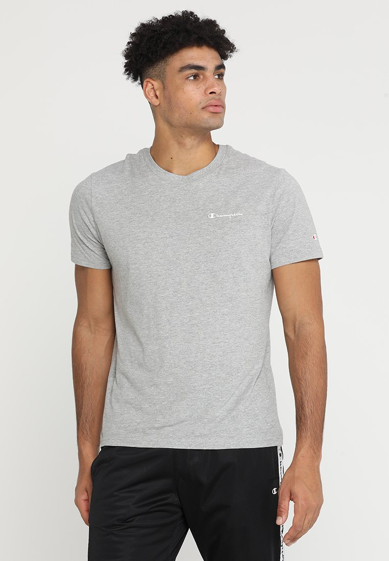 Champion - CREWNECK - T-shirt print - grey