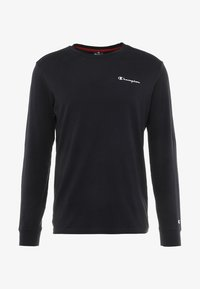 Champion - LONG SLEEVE  - Langærmede T-shirts - dark blue - 4
