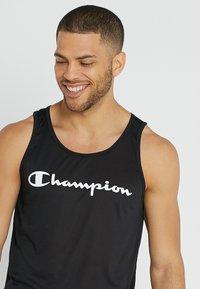 Champion - TANK - Toppe - black - 3
