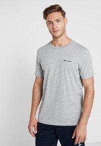 Champion - CREWNECK - Camiseta básica - grey - 0