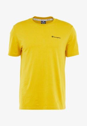 CREWNECK - Basic T-shirt - mustard yellow