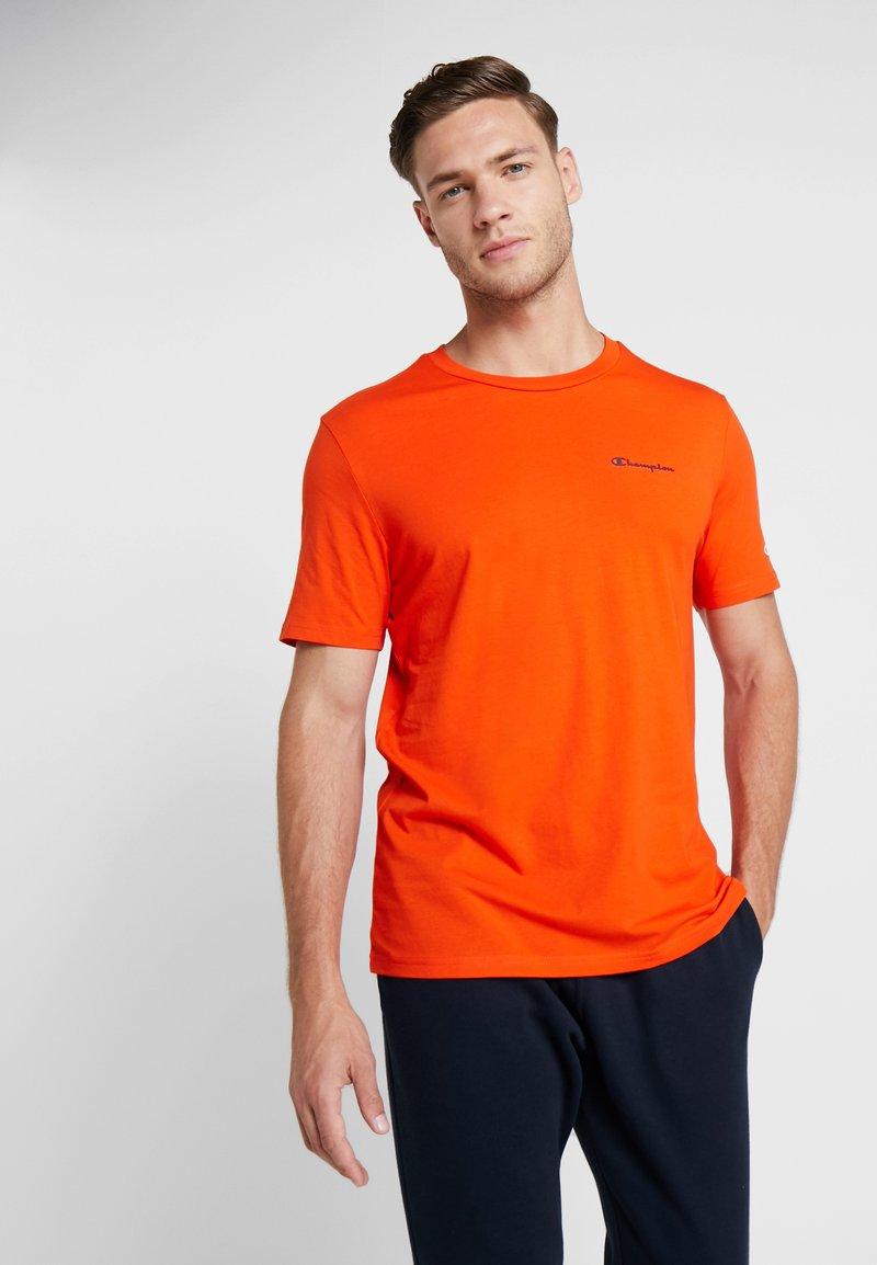 Champion - CREWNECK - Basic T-shirt - tnt
