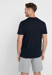 Champion - CREWNECK - T-shirt basique - dark blue - 2