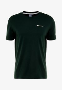 Champion - CREWNECK - T-paita - dark green - 4
