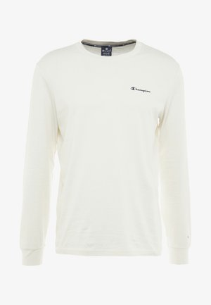 LONG SLEEVE CREWNECK - Maglietta a manica lunga - off-white