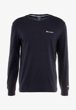 LONG SLEEVE CREWNECK - Camiseta de manga larga - dark blue