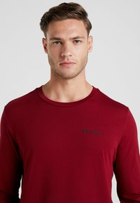 Champion - LONG SLEEVE CREWNECK - T-shirt à manches longues - red - 3