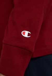 Champion - LONG SLEEVE CREWNECK - T-shirt à manches longues - red - 5