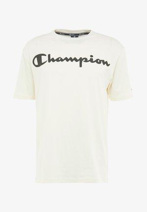CREWNECK - T-shirt print - off-white