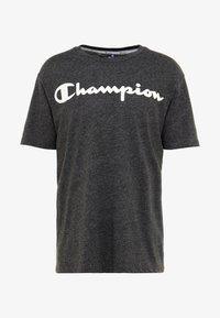 Champion - CREWNECK - T-shirt imprimé - dark grey - 4