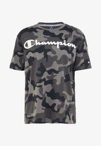 Champion - CREWNECK - Triko spotiskem - grey - 4