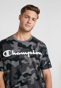 Champion - CREWNECK - Triko spotiskem - grey - 3
