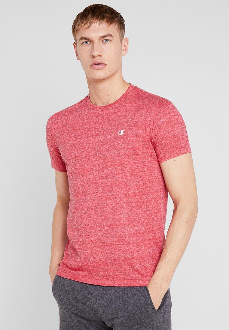Champion - CREWNECK - T-shirts basic - red