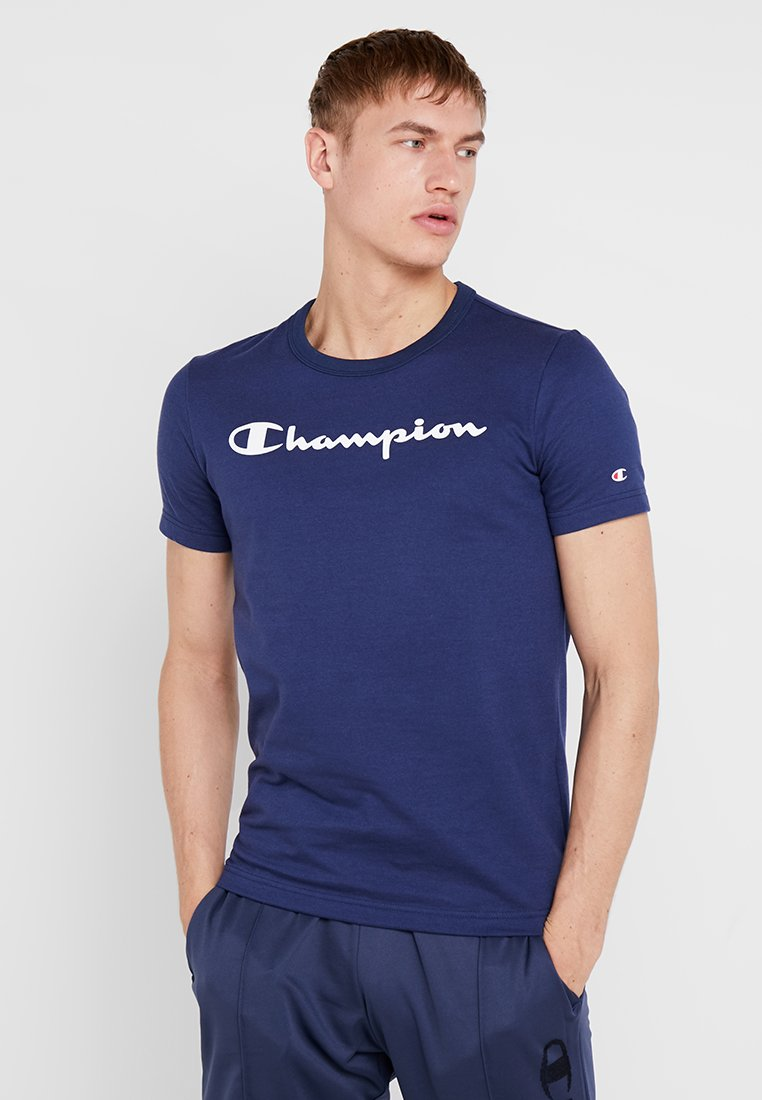 Champion - CREWNECK - Sweatshirt - dark blue