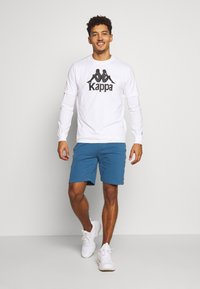 Champion - LONG SLEEVE - Long sleeved top - white - 1