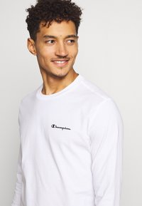 Champion - LONG SLEEVE - Long sleeved top - white - 4