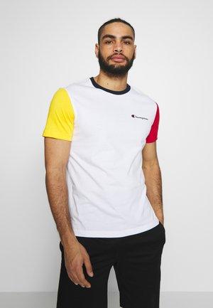 ROCHESTER TEAM  - T-shirt med print - white