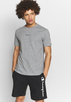 TIRE CREWNECK - Camiseta estampada - grey