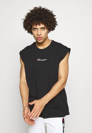 ROCHESTER TANK  - Jednoduché triko - black