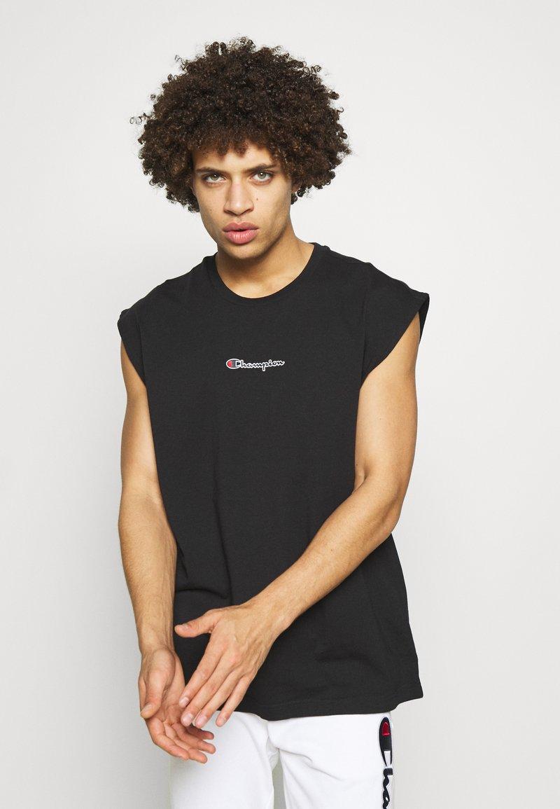 Champion - ROCHESTER TANK  - Jednoduché triko - black