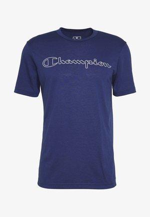 QUIK DRY  - Print T-shirt - dark blue