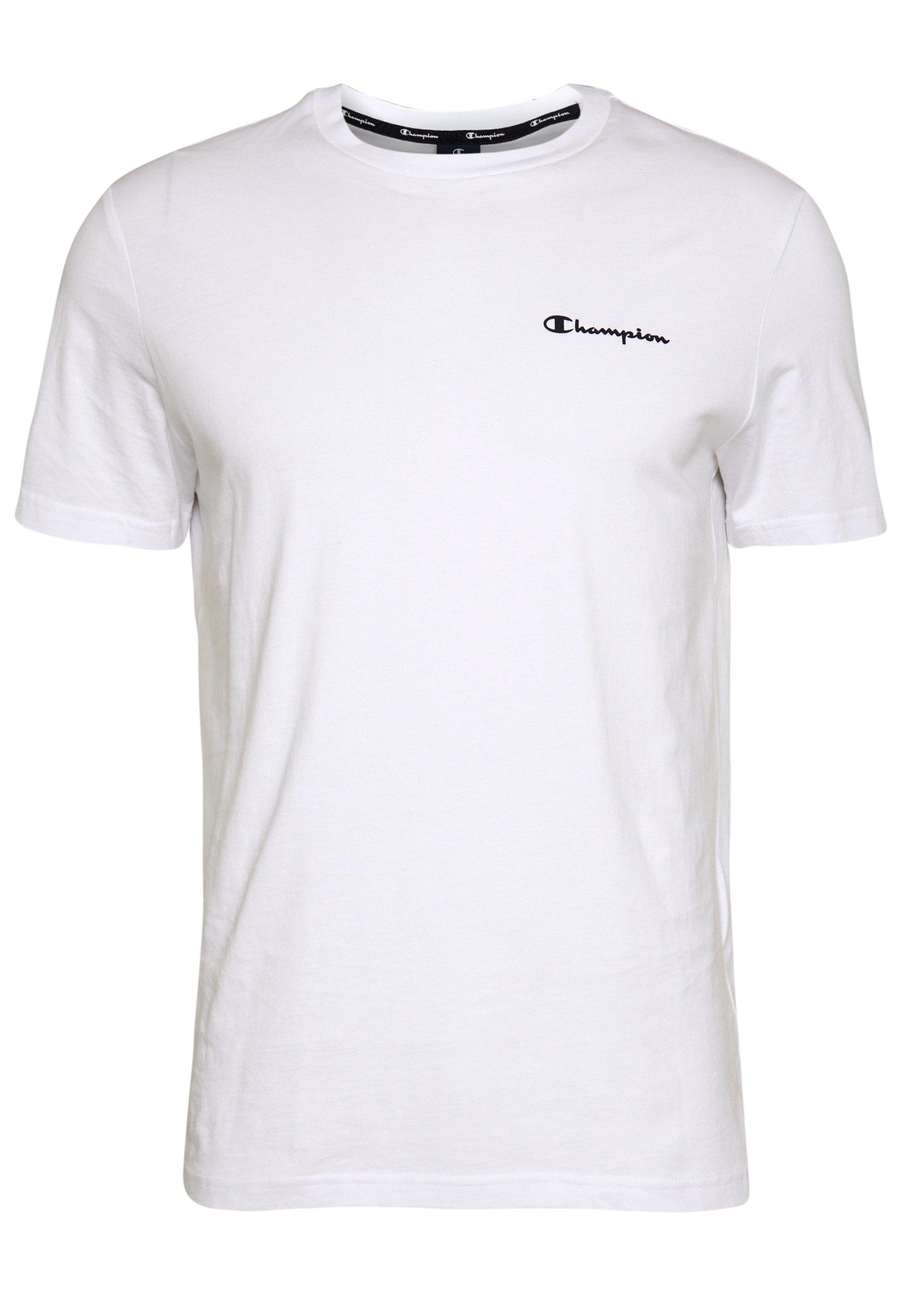Champion CREWNECK - T-shirt basic - white