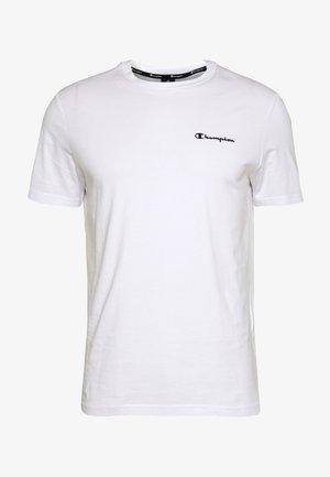 CREWNECK  - Jednoduché triko - white