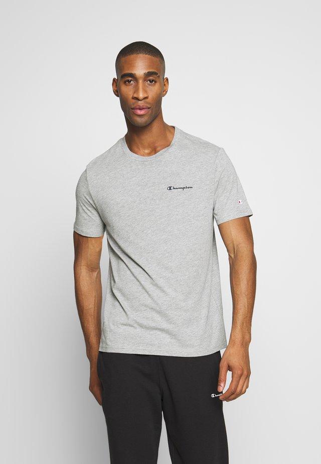 CREWNECK  - T-shirts basic - grey melange