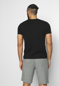 Champion - CREWNECK - T-shirt print - black - 2
